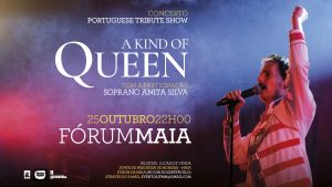 """Concerto """"A Kind of Queen"""""""